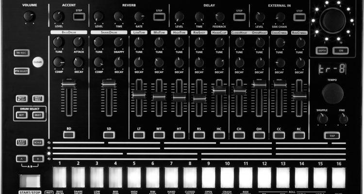 Roland TR-8 Review